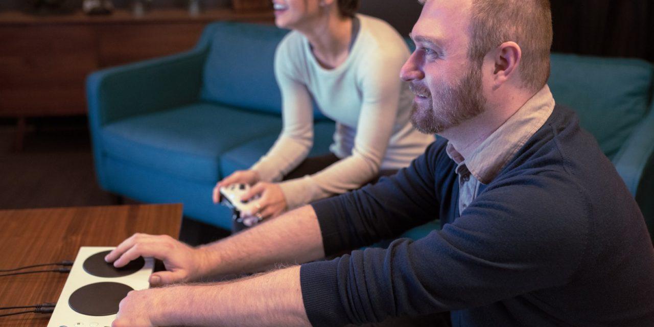 Microsoft unveil adaptive Xbox ONE controller