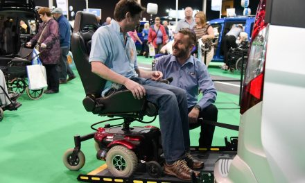 The Motability Big Event Introduces Expert Talks
