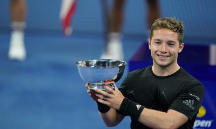Alfie Hewett leads the British line as he tops US Open campaign off with Singles Grand Slam