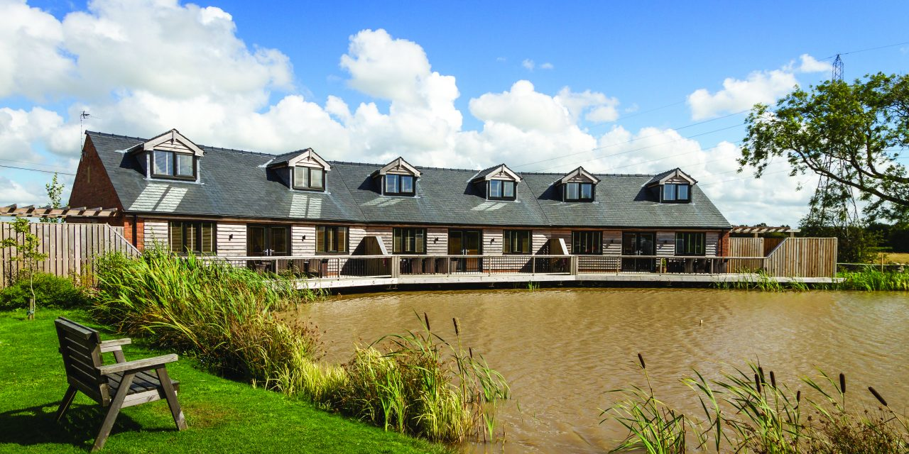 Brickhouse Farm Holiday Cottages shortlisted for top rural award