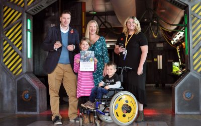 Winchester Science Centre and Planetarium launches Changing Places fundraiser
