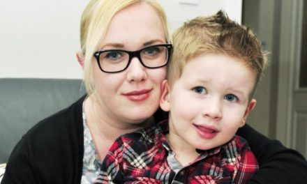 Mum wins fight for bigger nappies