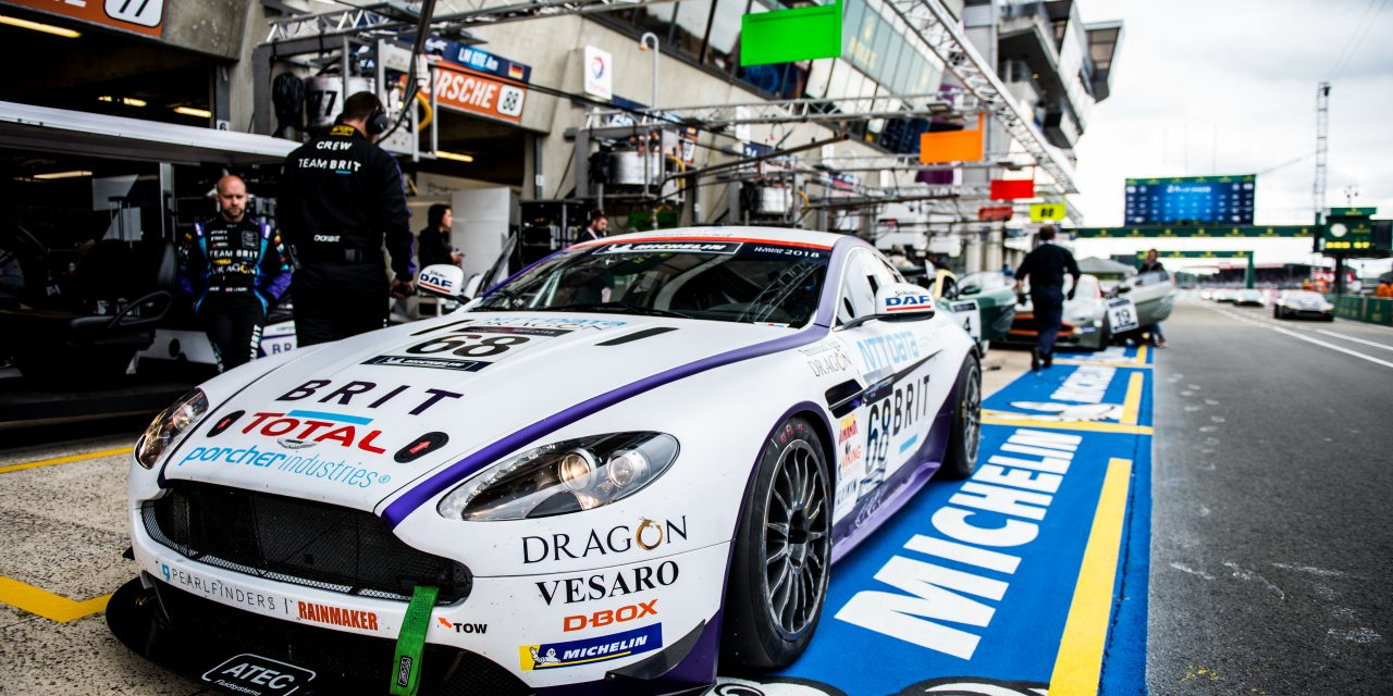 Team BRIT to be only disabled team at Britcar Championship