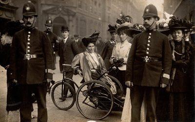The Cripple Suffragette