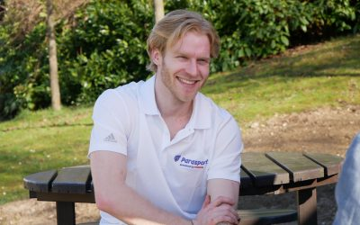 Jonnie Peacock backs new online sports hub