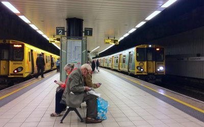 UK railway stations receive £300m to improve accessibility