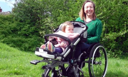 Calling all disabled parents