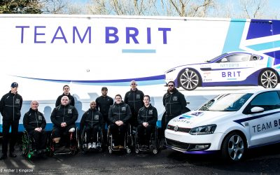 Team BRIT and DMUK empower disabled drivers