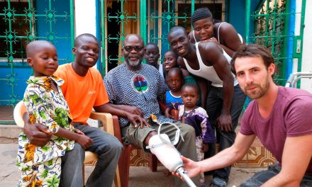 The Ultimate Leg Up – Legs4Africa