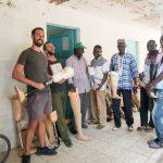 legs4 africa founder Tom