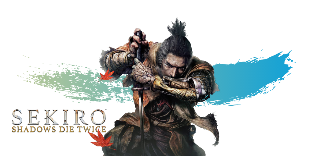 Wolf from the video game Sekiro: Shadows Die Twice