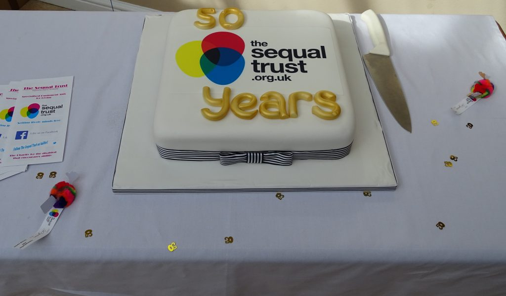 The Sequal trust - 50 years