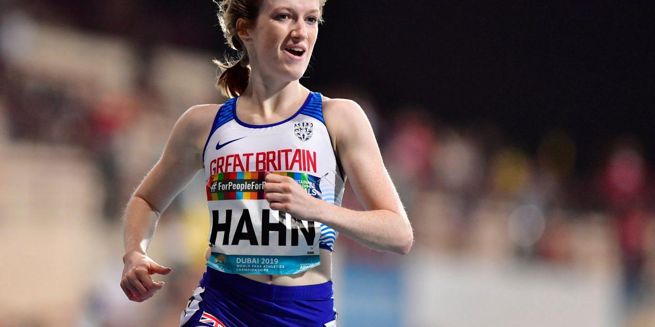 Sophie Hahn dominates in Dubai