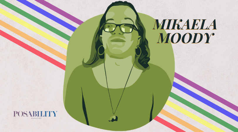 LGBTQ+ musician, writer, and campaigner Mikaela Moody