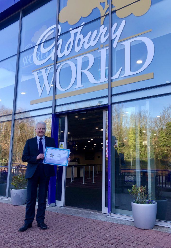 Cadbury World - accessible venues