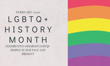 Celebrating LGBTQ+ History Month