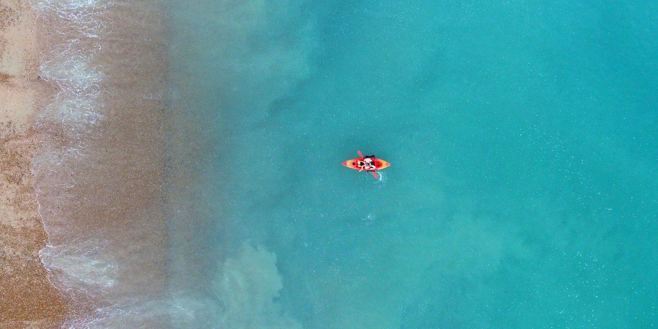 O'Brien is first Deaf person to row an ocean