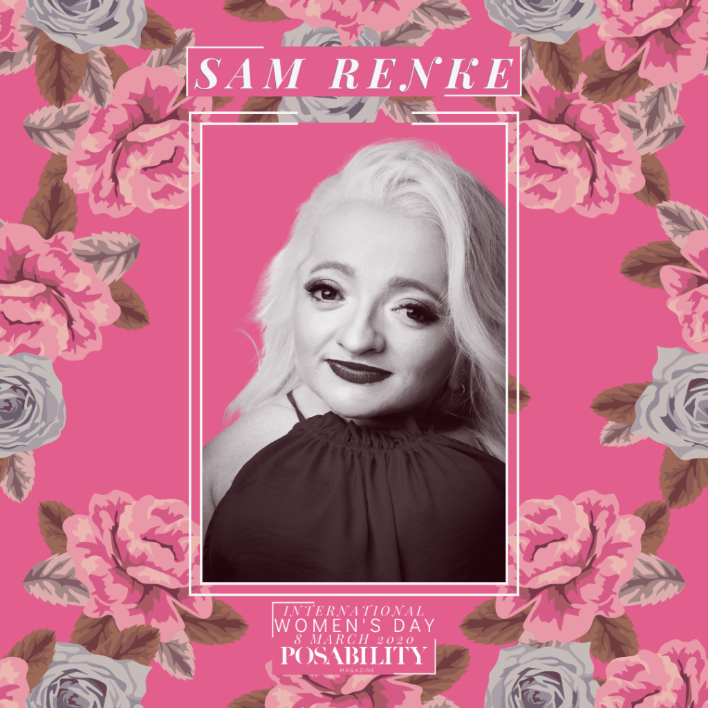 Sam Renke International Women's Day