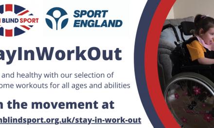 Get Active with British Blind Sport
