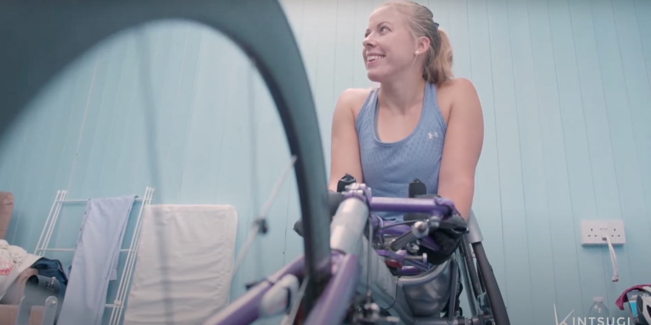 Hannah Cockroft on high heels and high Paralympic hopes