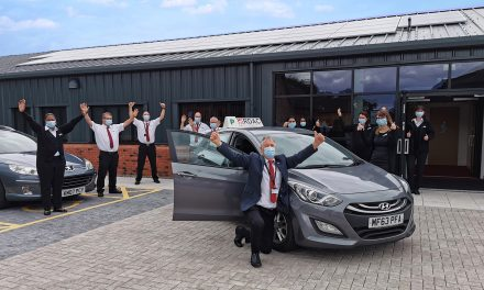 Driving Mobility Centres reopen