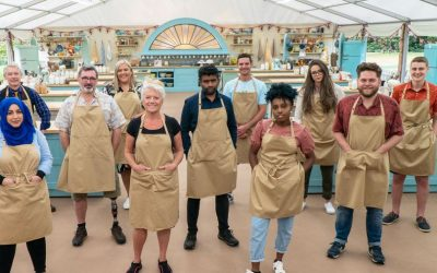 Great British Bake Off cast announced