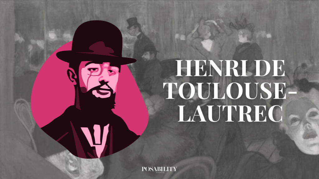 Henri de Toulouse-Lautrec lived with restricted growth