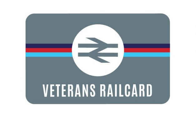 New Veterans Railcard Launched