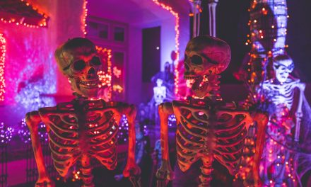 Halloween 2020 – Haunting at Home