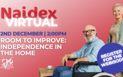 Naidex virtual series launched