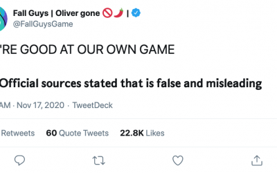 """Official Sources"" meme falls flat with screen readers"