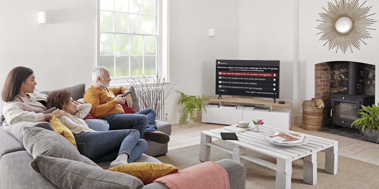 Accessible TV Guide Launched