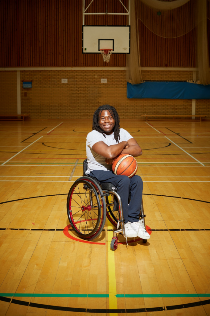 Whizz Kidz - Ade Adepitan