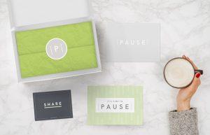 Christmas - Pause box
