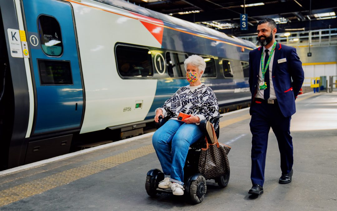 Avanti West Coast launches forum for disabled travellers