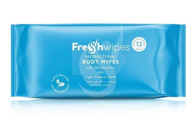 Win 10 packs of FreshWipes!