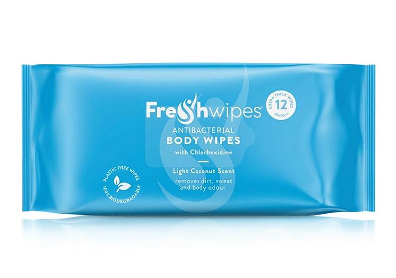 Win 10 packs of FreshWipes