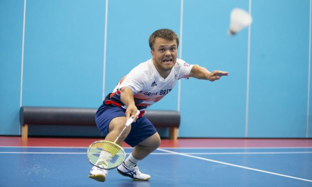 Get ready for the Paralympic Games