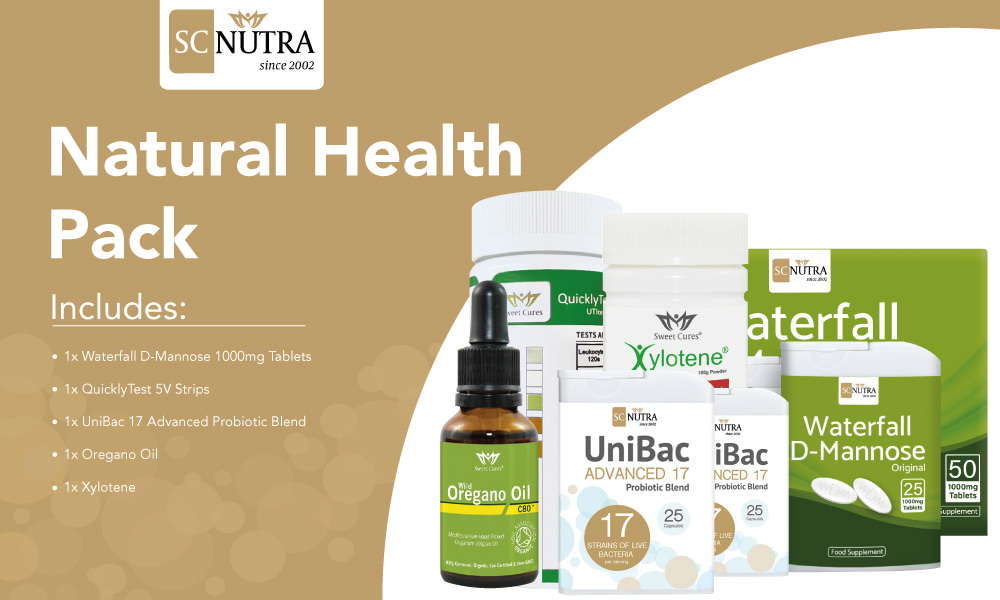 Win A Natural Health Pack